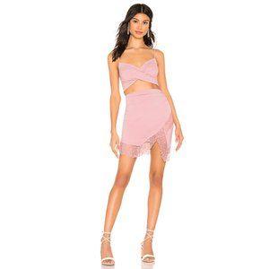 NWT Free People Va Va Voom Cami Set Blush Pink XS